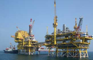 ConocoPhillips China Bohai Bay WHP-B and RUP