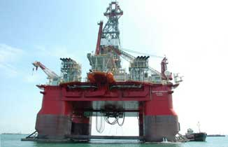 Diamond Offshore Ocean Courage
